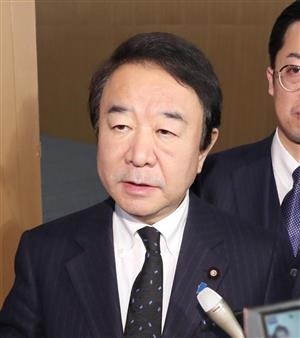 日本の尊厳と国益を護る会・青山繁晴代表幹事