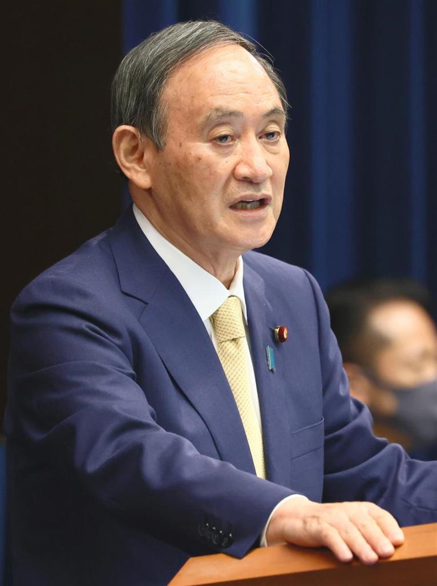 菅首相との首脳会談を実現できなかった韓国の文大統領(共同)