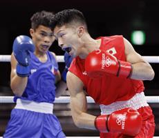 61年ぶり快挙、拳の行く先は ボクシング男子フライ級「銅」田中亮明