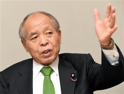 若手を一喝!鈴木宗男氏、総裁選を語る